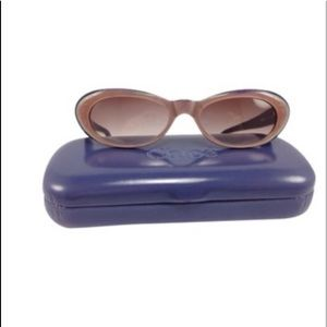 Silver Smoke Chloe Authentic Sunglasses